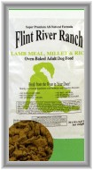 Flint River Ranch Lamb, Millet, and Rice Dog Food