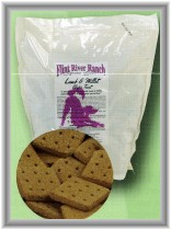Flint River Ranch Lamb Rice Dog Wafer Treats