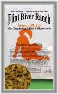 Flint River Ranch Senior PLUS Dog Food