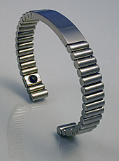 Q-Link for People Unisex Pure Titanium